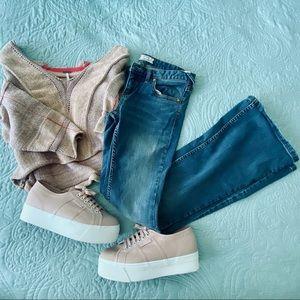 Free People Darkwash Jeans